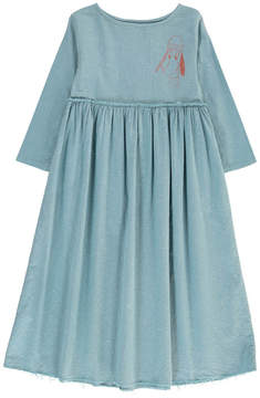 Bobo Choses Sea Dog Maxi Dress
