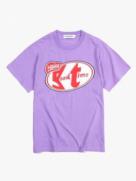 Have A Good Time Have a Break Tee - Violet