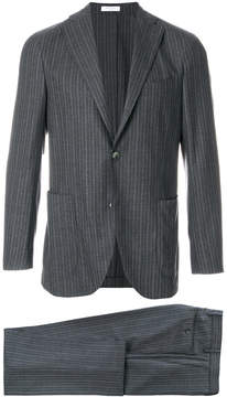 Boglioli micro-embroidered suit