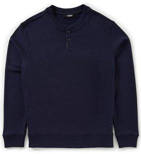 Murano Liquid Luxury Henley Sweatshirt