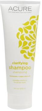 Acure Organics Shampoo Lemongrass + Argan Stem Cell