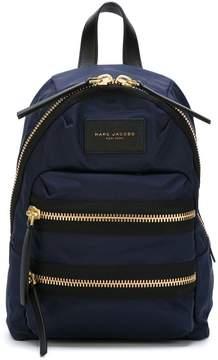Marc Jacobs 'Biker' backpack - BLUE - STYLE