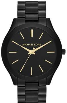 Michael Kors Women's MK3221 Runway Stainless Steel Watch, 42mm