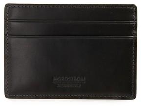 Nordstrom Men's Weston Card Case - Black