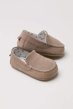 H&M Suede loafers - Beige