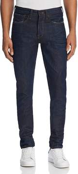 PRPS Goods & Co. Le Sabre Slim Fit Jeans in 6 Month Wash