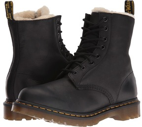 Dr. Martens Serena 8-Eye Boot Women's Lace-up Boots