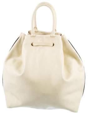 Brunello Cucinelli Monili-Embellished Leather Backpack