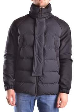 Peuterey Men's Black Polyamide Down Jacket.