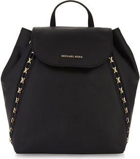 MICHAEL Michael Kors Sadie chain leather backpack