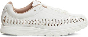 Nike Mayfly cutout suede trainers