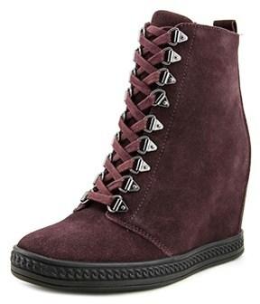 Fergie Jillian Suede Fashion Sneakers.