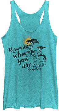 Fifth Sun The Lion King 'Never Forget' Tank - Juniors