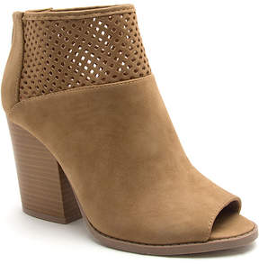 Qupid Tan Barnes Ankle Boot - Women