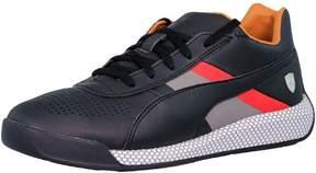 Puma Men's Ferrari Podio Black / Black / Smoked Pearl Ankle-High Fashion Sneaker - 8M