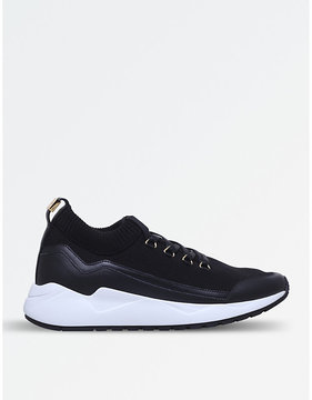 Buscemi Run1 low-top running trainers
