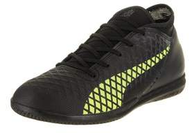 Puma Kids Future 18.4 It Jr Indoor Soccer Shoe.