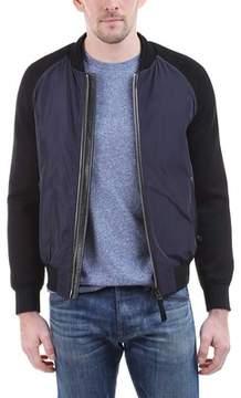 Mackage Granger Color Block Bomber Jacket (Men's)
