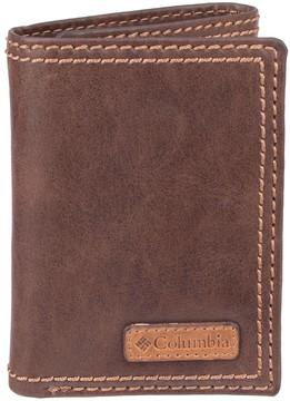 Columbia Men's RFID-Blocking Trifold Wallet