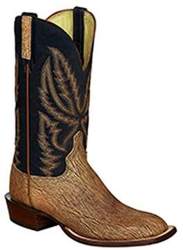 Lucchese Men's Western Leather Boot.