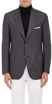 Brioni Men's Ravello Silk-Cashmere Two-Button Sportcoat