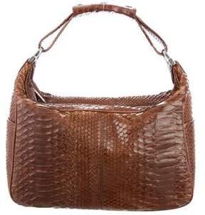 Tod's Python Shoulder Bag