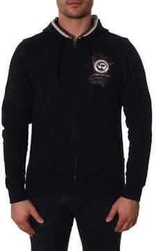 Napapijri Men's Blue Cotton Sweatshirt.