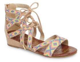 Sam Edelman Danica Friendship Ghillie Wedge Sandal