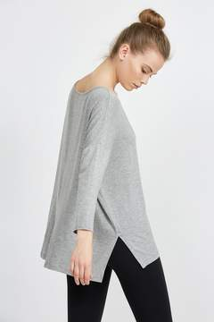 Beyond Yoga x All Women's Project AWP SLINK IT BOXY PULLOVER