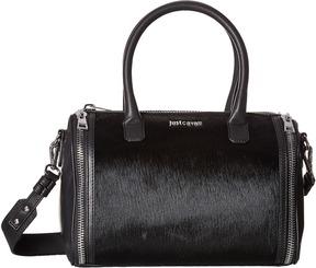 Just Cavalli - Horse Hair Handbag Handbags