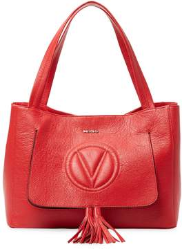 Mario Valentino Valentino by Women's Ollie Dollaro Leather Tote Bag