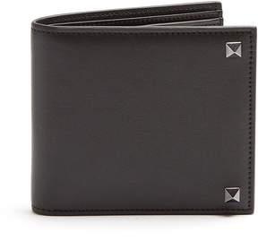 Valentino Rockstud embellished leather wallet