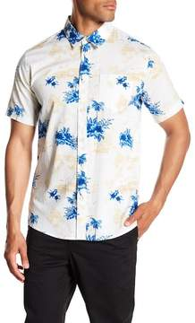 Quiksilver Waterman Collection Vahinies Short Sleeve Regular Fit Shirt