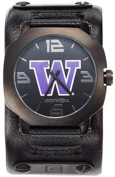 Rockwell Kohl's Washington Huskies Assassin Leather Watch - Men