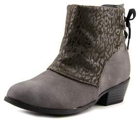 Jessica Simpson Leo Round Toe Leather Ankle Boot.