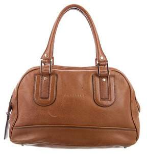Longchamp Cosmos Handle Bag - BROWN - STYLE