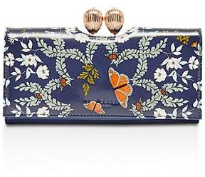Ted Baker Milissa Kyoto Gardens Bobble Matinee Wallet