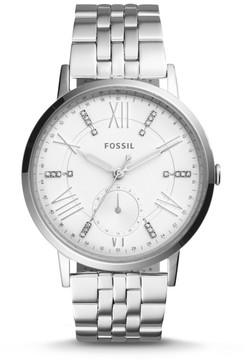 Fossil Gazer Multifunction Stainless Steel Watch