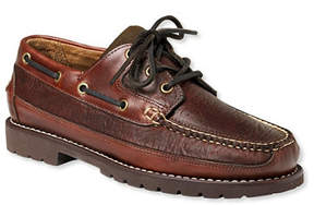 L.L. Bean Men's Allagash Bison Handsewns, Oxford