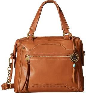 The Sak Tahoe Bowler Satchel Collective Satchel Handbags