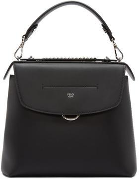 Fendi Black Back to School Backpack