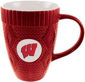 NCAA Wisconsin Badgers Sweater Coffee Mug