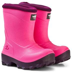 Viking Magenta/Purple FROST FIGHTER boots