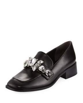 Marc Jacobs Tilde Embellished Loafer