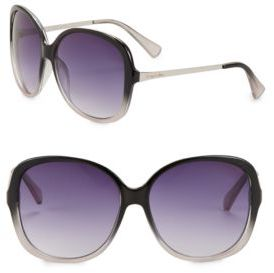 Sam Edelman 64MM Oversized Square Sunglasses