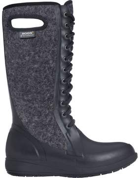 Bogs Cami Lace Tall Wool Boot