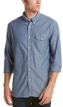 Jachs Classic Fit Woven Shirt.