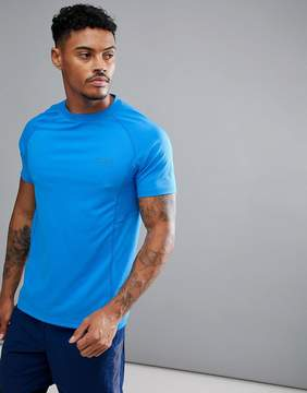 Jack Wills Sporting Goods Brentwood Training T-Shirt In Blue