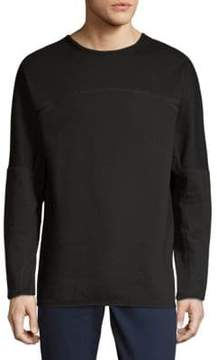 Publish Stitched Long-Sleeve Top