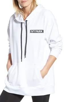Ivy Park R) Flag Badge Hoodie